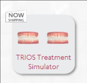 3Shape Trios Treatment Simulator