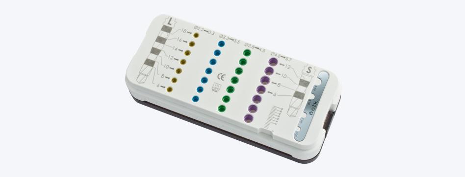 Kit de butée pour tous les types d'implants
